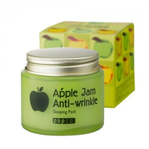 POPCO Apple Jam Anti-Wrinkle Sleeping Pack 90ml