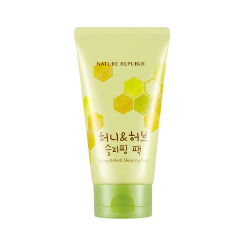 Ночная медовая маска Nature Republic Honey &  Herb Sleeping Pack 150ml