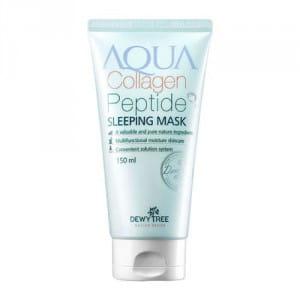 DEWYTREE Aqua Collagen Peptide Sleeping Mask 150ml