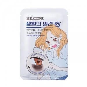 Патчи под глаза Recipe Special Eye Patch Black Bean 5g