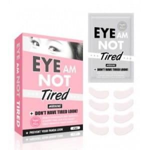Патчи для кожи вокруг глаз Faith in Face: Eye Am Not Tired Eye Patch 4sets