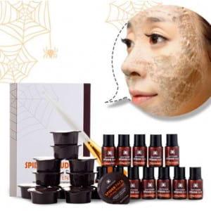[MERRYSHOP] JUNTENSHI Spider powder Face lifting Pack