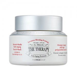 THEFACESHOP The Therapy Secret-Made Anti-Aging Facial Mask 120ml