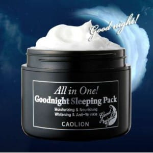 CAOLION All in one Goodnight Sleeping pack 50g.