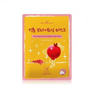 LACVERT Food Recipe Pomegranate Brightening Mask 22g (본사품절)