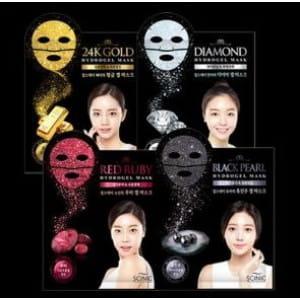 SCINIC Luxury Hydrogel mask Set 4P