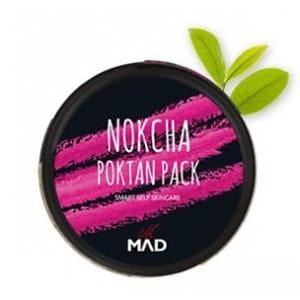 [MERRYSHOP] MS.MAD Nokcha Poktan Pack 100ml