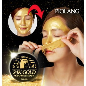 [MERRYSHOP] PIOLANG 24K Gold wrapping mask 80ml