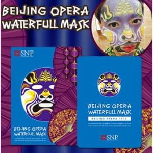 SNP Beijing OPERA Waterfull mask 25ml x 10 sheets