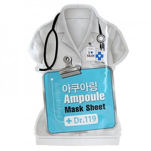 Dr.119 Aquaring ampoule mask sheet