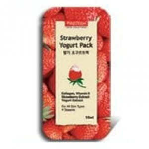 Йогуртовая маска Purederm Strawberry Yogurt Pack