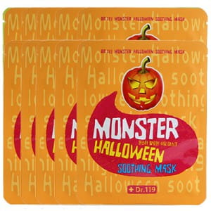 Dr.119 Monster Halloween soothing Mask Set