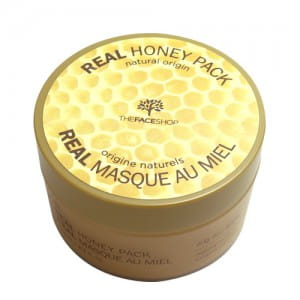 Медовая маска от The Face Shop Real Honey Pack 100ml