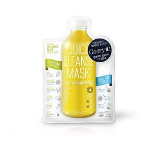 ARIUL Juice Cleanse Mask Kale & Grapefruit