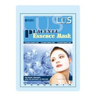 Тканевая маска с растительной плацентой LUS Essence Mask [Vegetable Placenta]