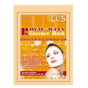 Омолаживающая маска с маточным молочком LUS Essence Mask [Royal Jelly]
