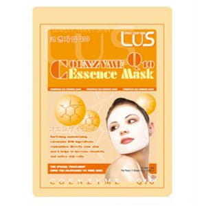 Восстанавливающая маска для лица LUS Essence Mask [Coenzyme-Q10]