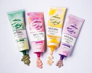 Маска для лица MISSHA Natural Color Clay Mask 100ml