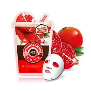 MEDIHEAL ADE MASK -Pomegranate ade mask