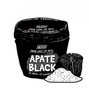 [MERRYSHOP] B&SOAP Apate Black Fresh wash off pack