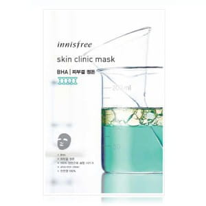 Маска с салициловой кислотой Innisfree Skin Clinic Mask BHA 20ml