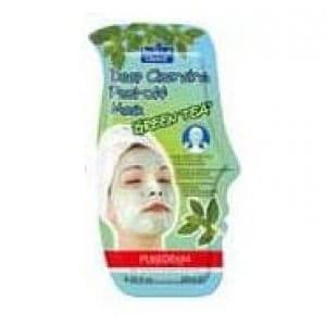 Продукт для глубокого очищения  Purederm Deep-cleansing Peel Off Mask #Green tea