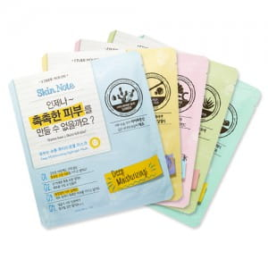 Глубоко увлажняющая маска Etude House Skin Note Deep Moisturizing Hydrogel Mask 25g