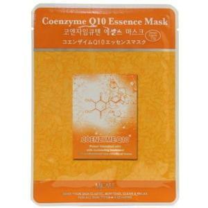 Листовая маска с коэнзимом Q10 MJ CARE Essence Mask [Coenzyme Q10]
