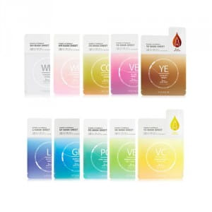Серия масок It`s Skin Power 10 Formula Mask Sheet 2ml+20ml