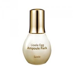 Высокоэффективная маска -сыворотка Lioele Egg Ampoule Pack 60g