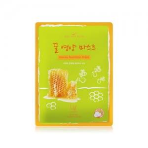 Медовая питательная листовая маска Lacvert Food Recipe Honey Nutrition Mask 22g