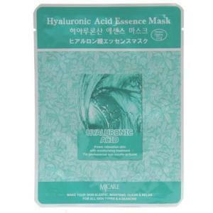 Листовая маска с гиалуроновой кислотой MJ CARE Essence Mask [Hyaluronic Acid]