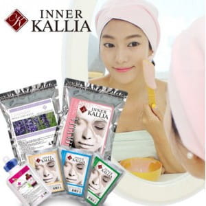 Альгинатная маска Inner Kallia Special care modeling Pack 40g.
