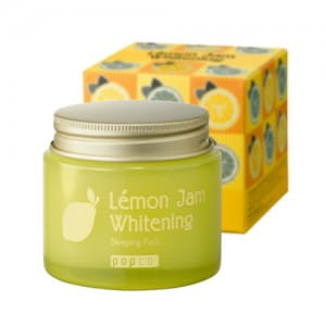 POPCO Lemon Jam Whitening Sleeping Pack 90ml