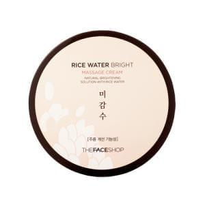 Массажный крем с рисовой водой The Face Shop Rice Water Bright Massage Cream 200ml