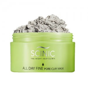 SCINIC All Day Fine Pore Clay Mask 100g