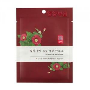 Маска для лица с экстрактом камелии Illi Camellia Oil Nourishing Mask 30ml