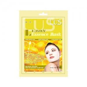 Тканевая маска экстрактом лимона LUS Lemon Essence Mask 24g