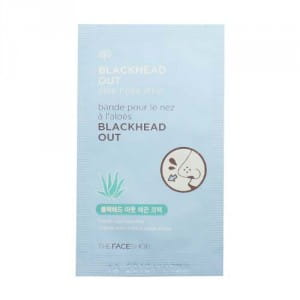 THE FACE SHOP Blackhead Out Aloe Nose Strips