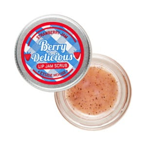ETUDE HOUSE Berry Delicious Strawberry Lip Jam Scrub 15g