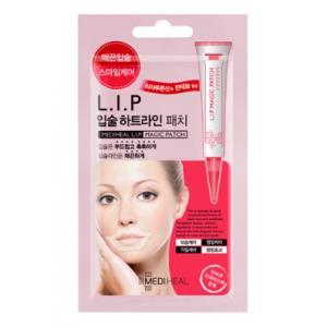 MEDIHEAL Lip Magic Patch 1box(4pcs)