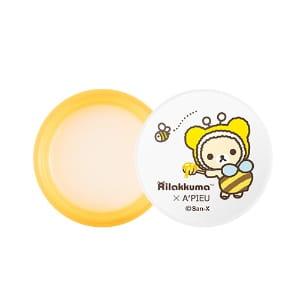 APIEU Honey&Milk Lip Sleeping Pack 6.7g (Rilakkuma Edition)