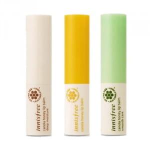 Медовый бальзам для губ Innisfree Canola Honey Lip Balm 3.5g