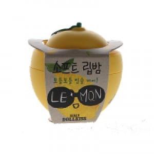 Urban Dollkiss Lemon Soft Lip Balm