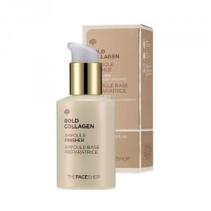 Коллагеновая сыворотка для лица THE FACE SHOP Gold Collagen Ampoule Finisher 50ml