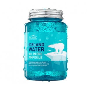 SCINIC Iceland Water All in one Ampoule 250ml
