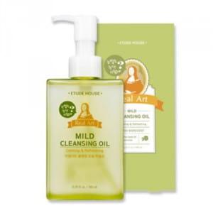 Масло для увлажнения лица ETUDE HOUSE Real Art Cleansing Oil Mild 185ml