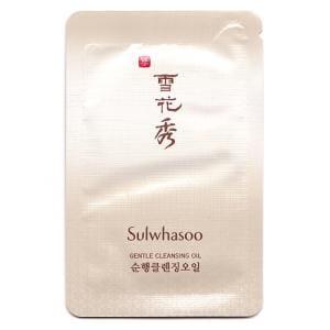 Sulwhasoo Gentle Cleansing Oil 3ml*10ea