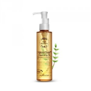 [W1] SKIN WATCHERS Natural Deep Cleansing Oil 150ml