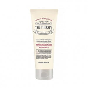 THE FACE SHOP The Therapy Essential Formula Cleansing Foam 150ml